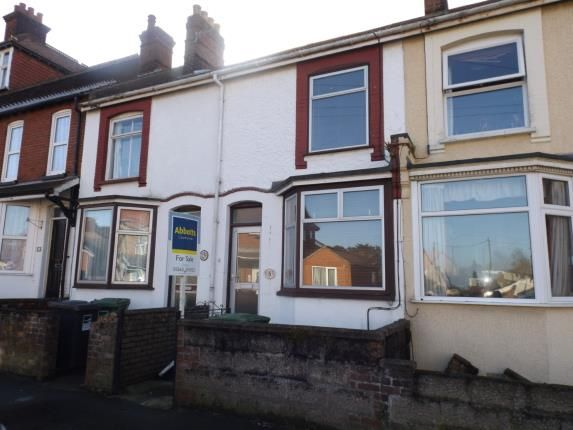 Thumbnail Terraced house for sale in Cromer, Norfolk