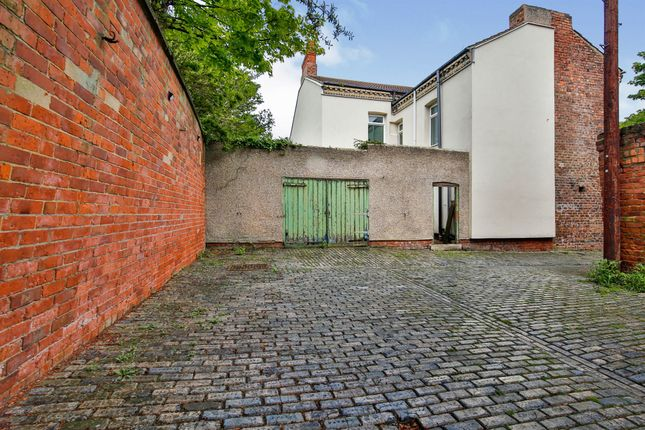 Thumbnail Semi-detached house for sale in Brougham Terrace, Hartlepool