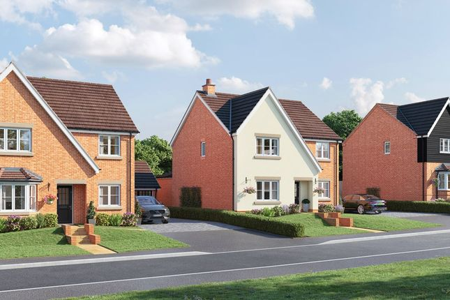 4 bed detached house for sale in Woodbury Gardens, Bedford, Bedford MK40