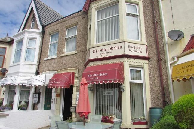 Thumbnail Hotel/guest house for sale in 14 Shaw Road, Blackpool