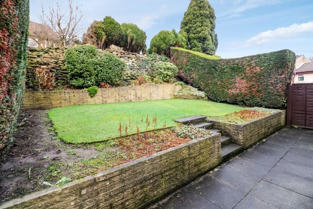 Garden At Back of Ollerdale Avenue, Allerton, Bradford BD15
