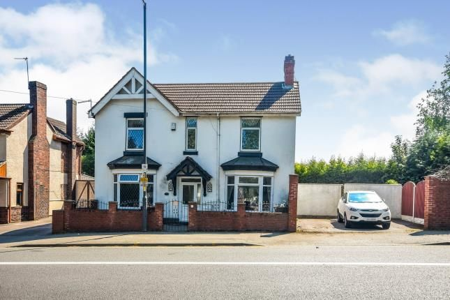 3 bed detached house for sale in Somerford Place, Willenhall, West Midlands WV13