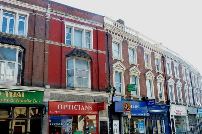 Thumbnail Flat to rent in Sapcote Trading Centre, High Road, London