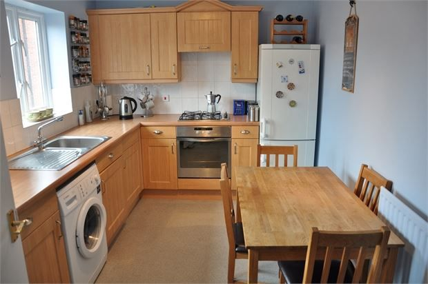 Kitchen of Stainthorpe Court, Hexham, Northumberland. NE46