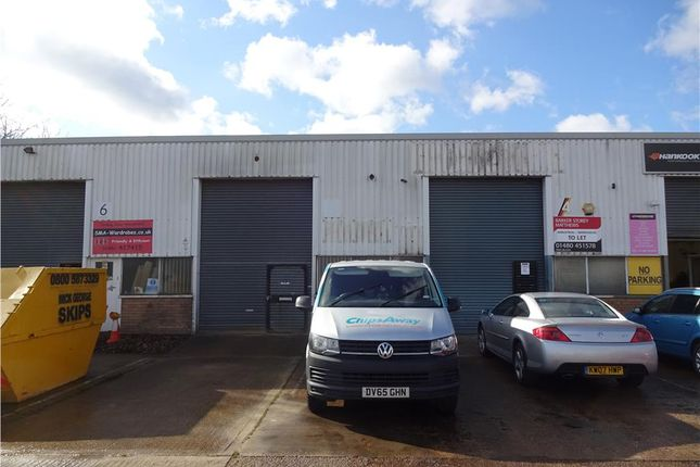 Thumbnail Light industrial to let in Phoenix Court, St. Margarets Way, Huntingdon, Cambridgeshire
