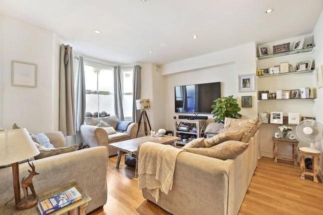 Thumbnail Flat to rent in Lydford Road, Maida Vale, London
