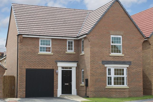 "Thumbnail Detached house for sale in ""Exeter"" at Trowbridge Road, Westbury"