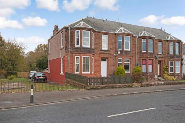 Thumbnail Flat for sale in East Main Street, Darvel, East Ayrshire