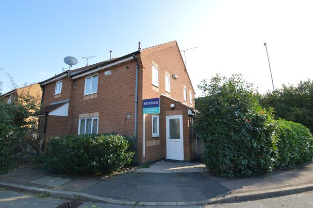 Semi-detached house for sale in Althorp Close, Leicester