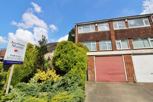 Thumbnail Semi-detached house for sale in Rochester Drive, Bexley