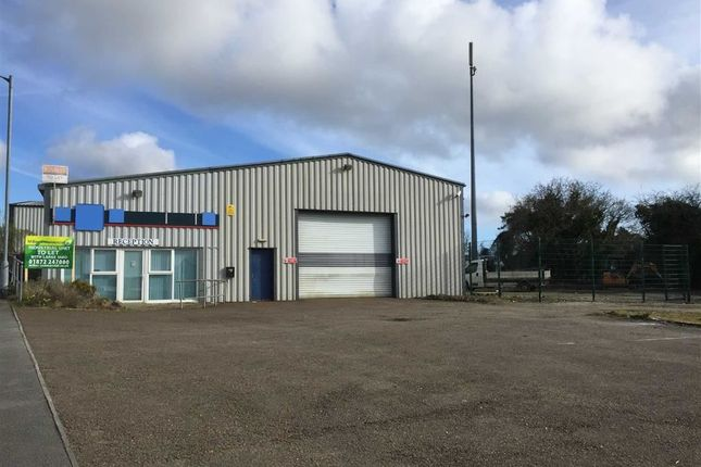 Light industrial to let in 5-6, Miller Business Park, Liskeard, Cornwall