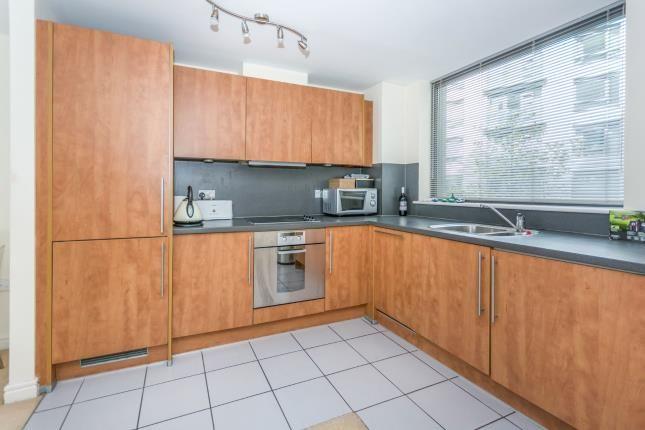 Kitchen of Centenary Plaza, 18 Holliday Street, Birmingham, West Midlands B1