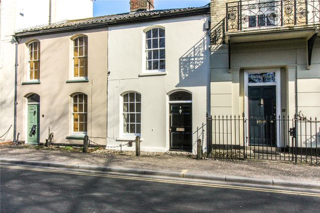 Thumbnail Terraced house for sale in Chapel Field North, Norwich