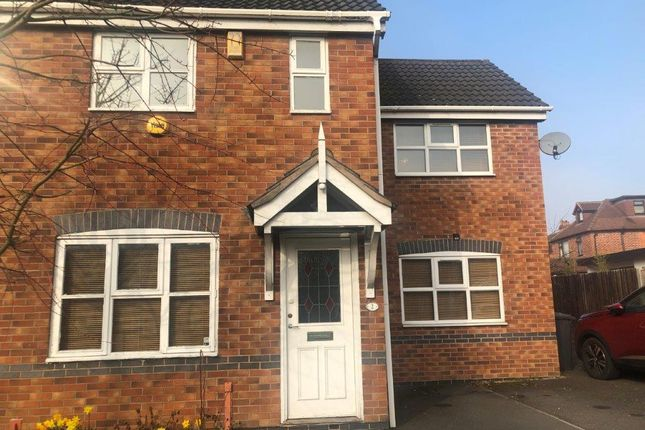 1 bed semi-detached house to rent in Castleshaw Drive, Littleover DE23