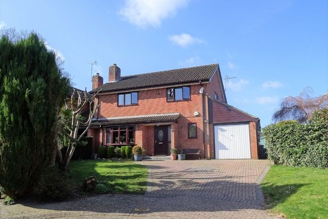 Thumbnail Detached house for sale in Nelson Court, Hythe, Southampton