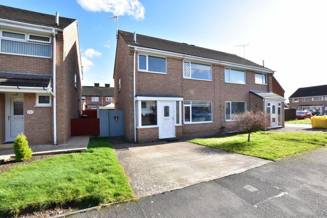 3 bed semi-detached house for sale in Sandwood Avenue, Broughton, Chester CH4