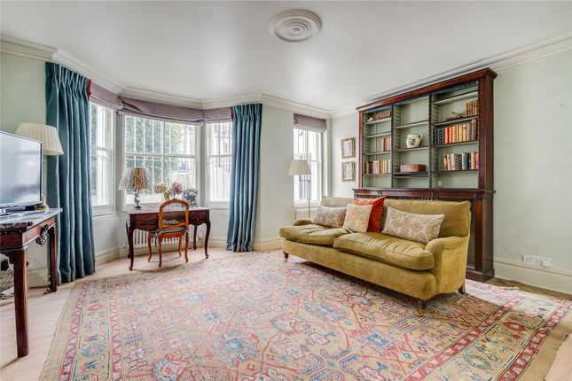 Thumbnail 3 bed flat for sale in Lamont Road, London