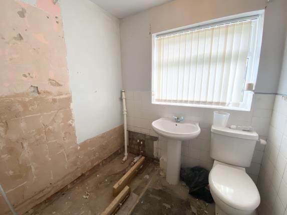 Bathroom of Parkway, Mold, Flintshire CH7