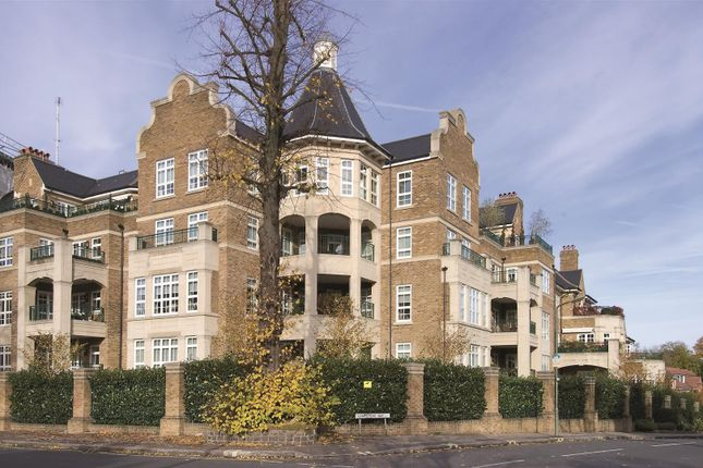 Thumbnail Flat to rent in Mountview Close, Hampstead Garden Suburb