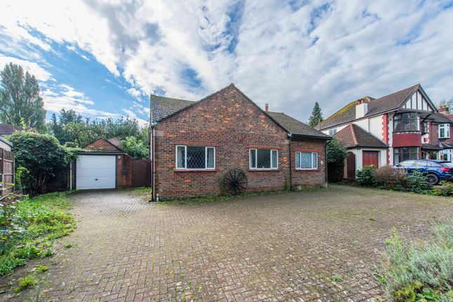 3 bed detached bungalow for sale in Foresters Drive, Wallington SM6