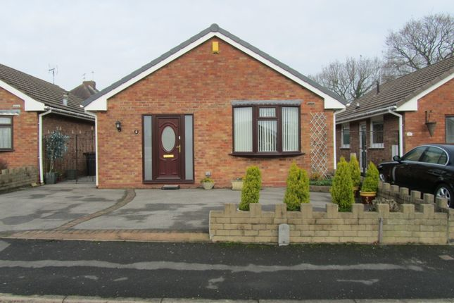 Thumbnail Detached bungalow for sale in Cardigan Road, Bedworth, Warwickshire