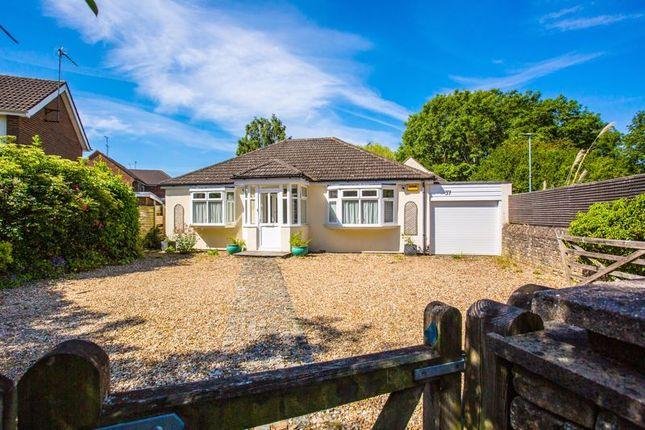 2 bed detached bungalow for sale in Buckingham Road, Winslow, Buckingham MK18