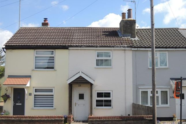 Terraced house for sale in Straight Road, Colchester