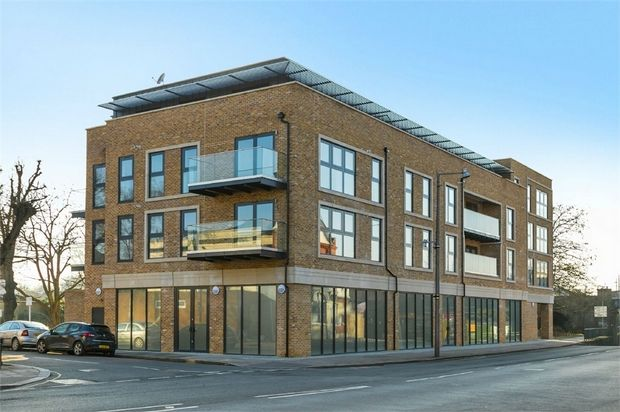 Thumbnail Flat for sale in Apartment 19 Twickenham House, 161 Heath Road, Twickenham, Middlesex