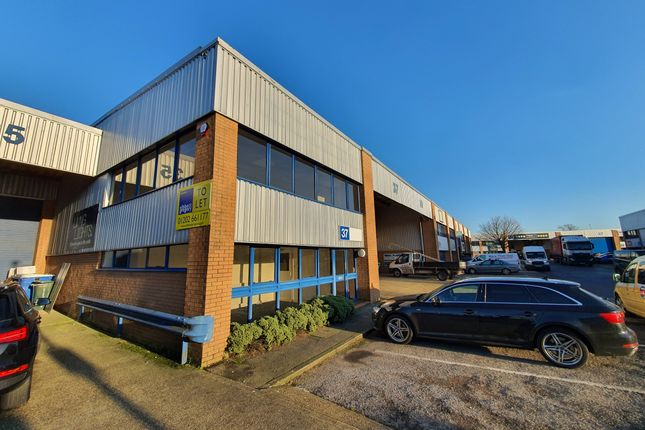 Thumbnail Light industrial to let in Unit 37 Wessex Trade Centre, Ringwood Road, Poole