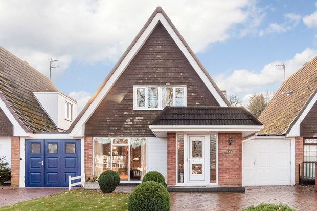 3 bed detached house for sale in Walnut Drive, Finchfield, Wolverhampton