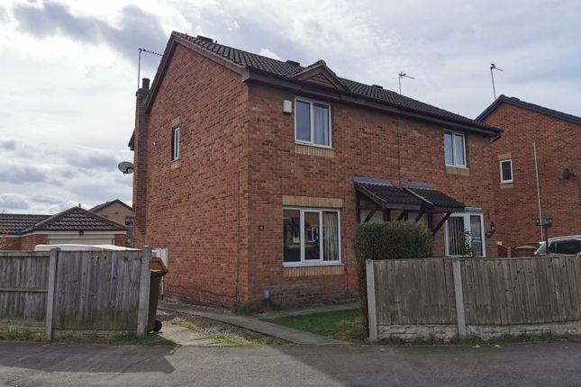 3 bed semi-detached house to rent in Beckbridge Way, Normanton WF6