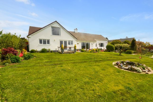 Thumbnail Bungalow for sale in Eastacombe, Barnstaple