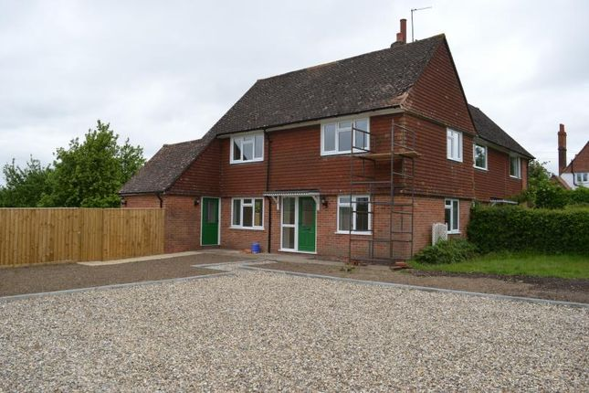 3 bed semi-detached house to rent in Skinners Green, Newbury