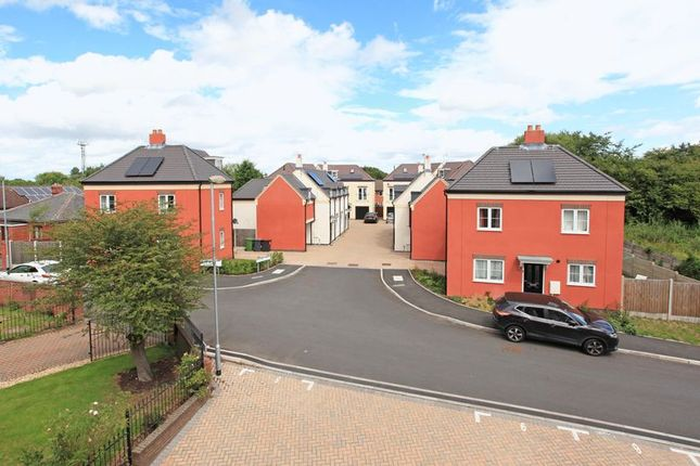 Thumbnail Detached house for sale in Colliery Mews, Heath Hill, Dawley, Telford