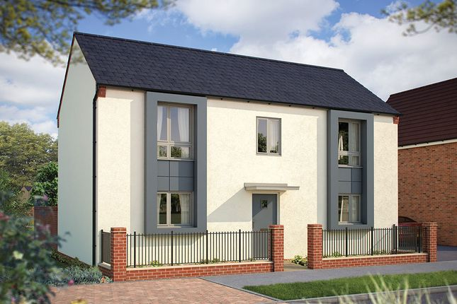 """Thumbnail Detached house for sale in """"The Montpellier"""" at Barrosa Way, Whitehouse, Milton Keynes"""