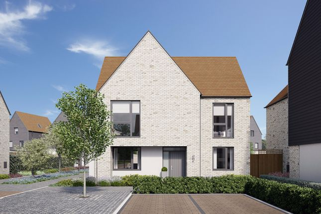 Thumbnail Semi-detached house for sale in Bryanstone Road, Waltham Cross