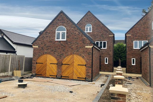 Detached house for sale in Farley Road, Derby