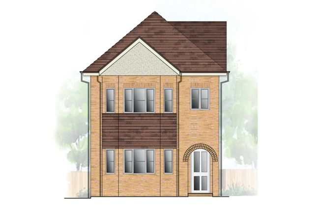 Thumbnail Maisonette for sale in West Valley Road, Hemel Hempstead