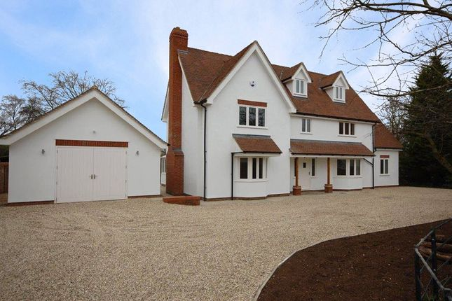 Thumbnail Detached house for sale in St Peters Close, Goldhanger, Maldon, Essex