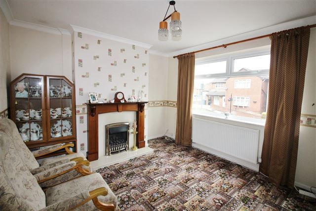 Lounge of Newman Road, Wincobank, Sheffield S9