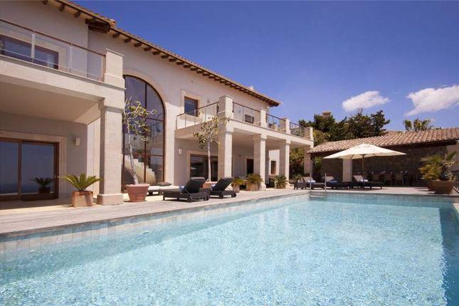 Thumbnail Villa for sale in Luxury Villa With Fantastic Views, Port Andratx, Mallorca, Balearic Islands, Spain