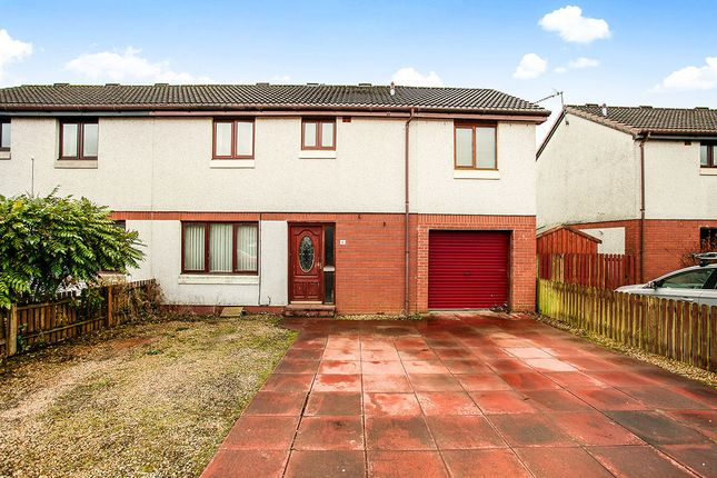 Thumbnail Semi-detached house for sale in Annandale Way, Moffat