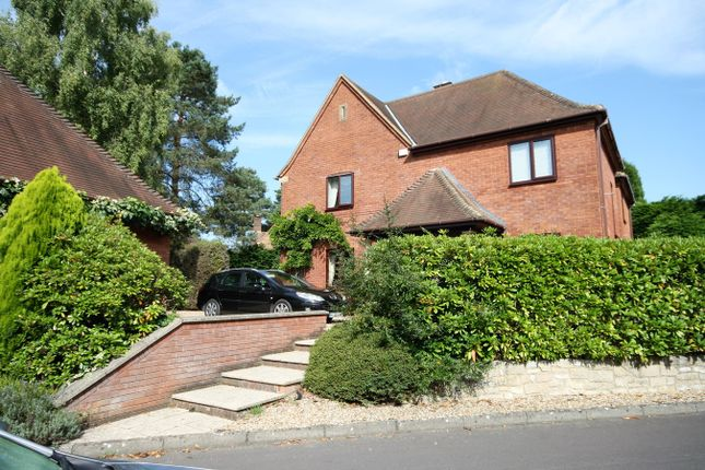 Thumbnail Detached house for sale in 46 Davids Lane, Ashley, Ringwood
