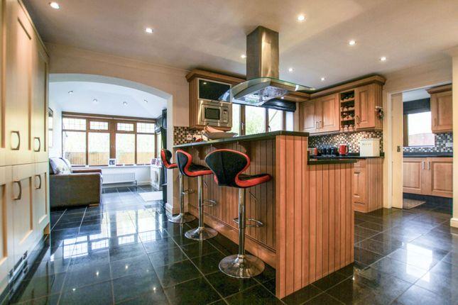 Kitchen of Nelson Court, Methley LS26