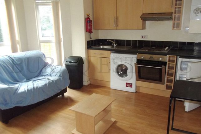 Thumbnail Flat to rent in Birchfields Road, 1 Bed