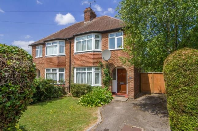 Thumbnail Semi-detached house for sale in Queen Ediths Way, Cherry Hinton, Cambridge