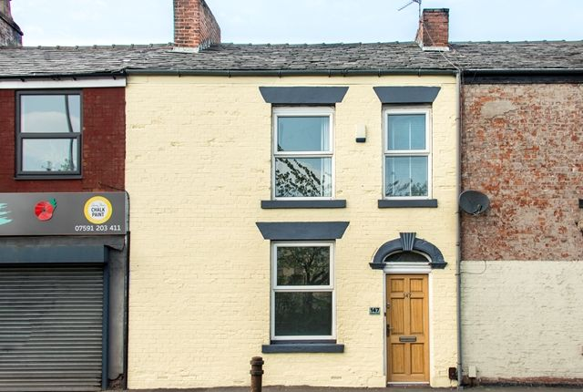 Thumbnail Terraced house to rent in Oldham Road, Middleton, Manchester
