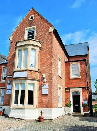 Thumbnail Office to let in Nottingham Park Clinic, 36 Regent Street, Nottingham