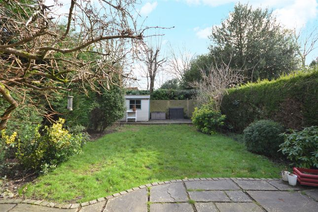 Rear Garden of Woodland Way, Kingswood, Tadworth KT20