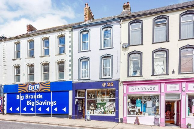 Thumbnail Flat to rent in King Street, Wigton